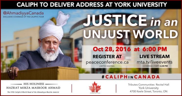 Justice in Unjust World